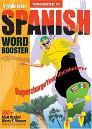 Cover of: Vocabulearn Spanish Word Booster (VocabuLearn)