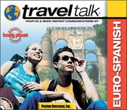 Cover of: Lonely Planet Traveltalk Euro-Spanish (Traveltalk)