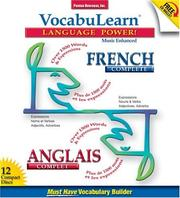 Cover of: Vocabulearn French Complete (Vocabulearn)