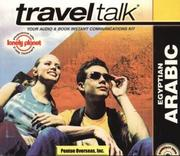 Cover of: Lonely Planet Traveltalk Egyptian Arabic (TravelTalk)