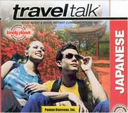 Cover of: Lonely Planet Traveltalk Japanese (Travel Talk)