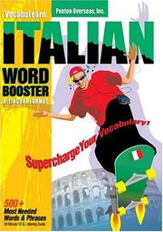 Cover of: Vocabulearn Italian Word Booster