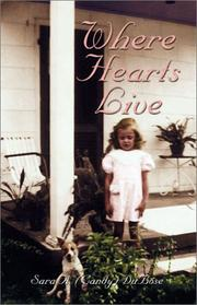 Cover of: Where Hearts Live