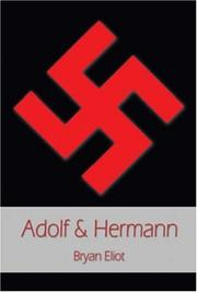 Cover of: Adolf & Hermann | Bryan Eliot