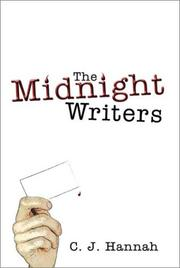 Cover of: The Midnight Writers | C. J. Hannah