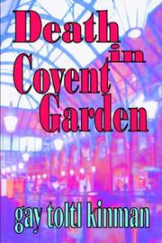 Cover of: Death in Convent Garden