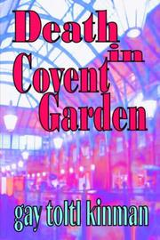 Cover of: Death in Covent Garden