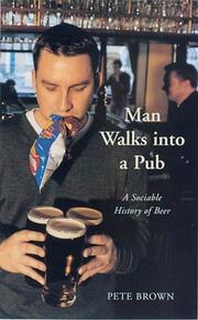 Cover of: Man Walks into a Pub