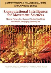 Cover of: Computational Intelligence for Movement Sciences |