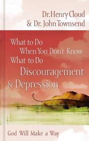 Cover of: What to Do When You Don't Know What to Do