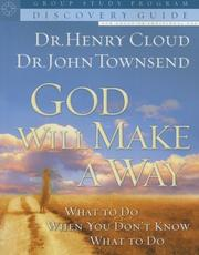 Cover of: God Will Make a Way Workbook