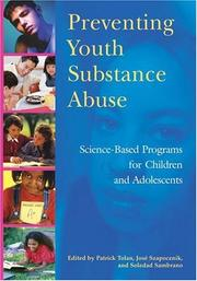 Preventing Youth Substance Abuse by