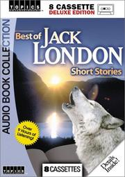 Cover of: The Best of Jack London
