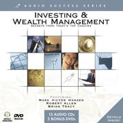 Cover of: Investing & Wealth Management with DVD (Audio Success) |