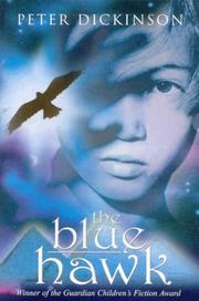 Cover of: The Blue Hawk | Peter Dickinson
