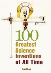 Cover of: 100 greatest science inventions of all time