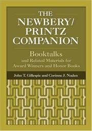 Cover of: The Newbery/Printz Companion