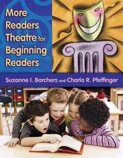 Cover of: More Readers Theatre for Beginning Readers