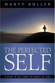 Cover of: The Perfected Self | Marty Boller