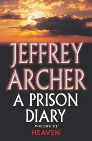 Cover of: Prison diary 3