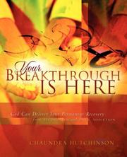 Cover of: Your Breakthrough Is Here | Chaundra Hutchinson
