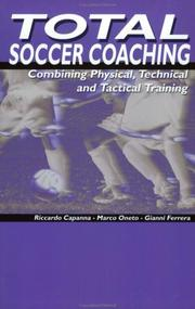 Cover of: Total Soccer Coaching | Riccardo Capanna