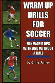 Cover of: Warm Up Drills for Soccer