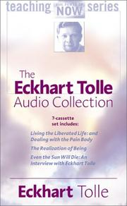 Cover of: The Eckhart Tolle Audio Collection (Power of Now)
