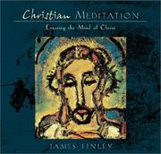 Cover of: Christian Meditation |