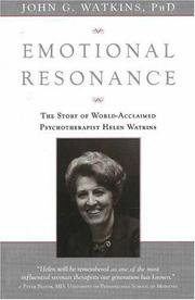 Cover of: Emotional Resonance