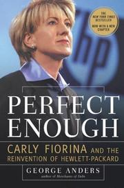 Cover of: Perfectly enough