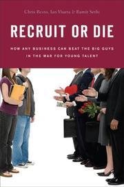 Cover of: Recruit or Die | Chris Resto