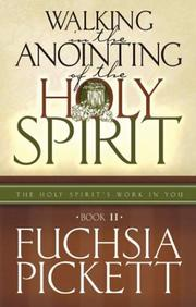 Cover of: Walking in the Anointing of the Holy Spirit