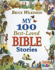 Cover of: My 100 Best-loved Bible Stories