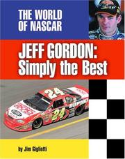 Cover of: Jeff Gordon |