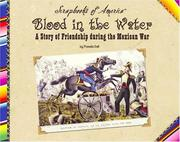 Cover of: Blood in the water | Pamela Dell