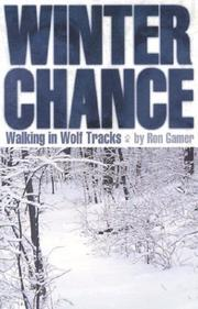 Cover of: Winter Chance | Ron Gamer