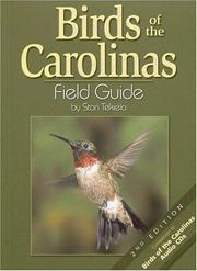 Cover of: Birds of the Carolinas Field Guide | Stan Tekiela