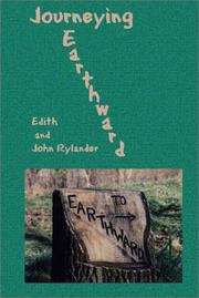 Cover of: Journeying Earthward (Minnesota) | Edith.