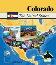 Cover of: Colorado (United States (Bb))