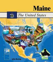 Cover of: Maine (United States)