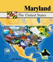 Cover of: Maryland (United States)