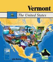 Cover of: Vermont (United States)