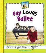 Cover of: Fay loves ballet