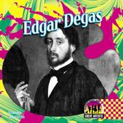 Cover of: Edgar Degas (Great Artists Set I) |