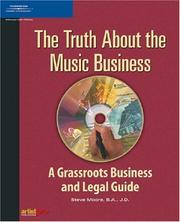 Cover of: The truth about the music business