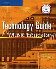 Cover of: Technology Guide for Music Educators