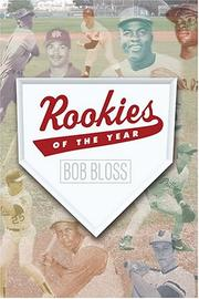 Cover of: Rookies Of The Year