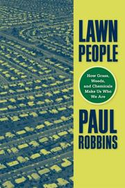 Cover of: Lawn People