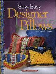 Cover of: Sew Easy Designer Pillows